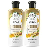 Herbal Essences, Sulfate Free Shampoo and Conditioner Kit With Natural Source Ingredients...