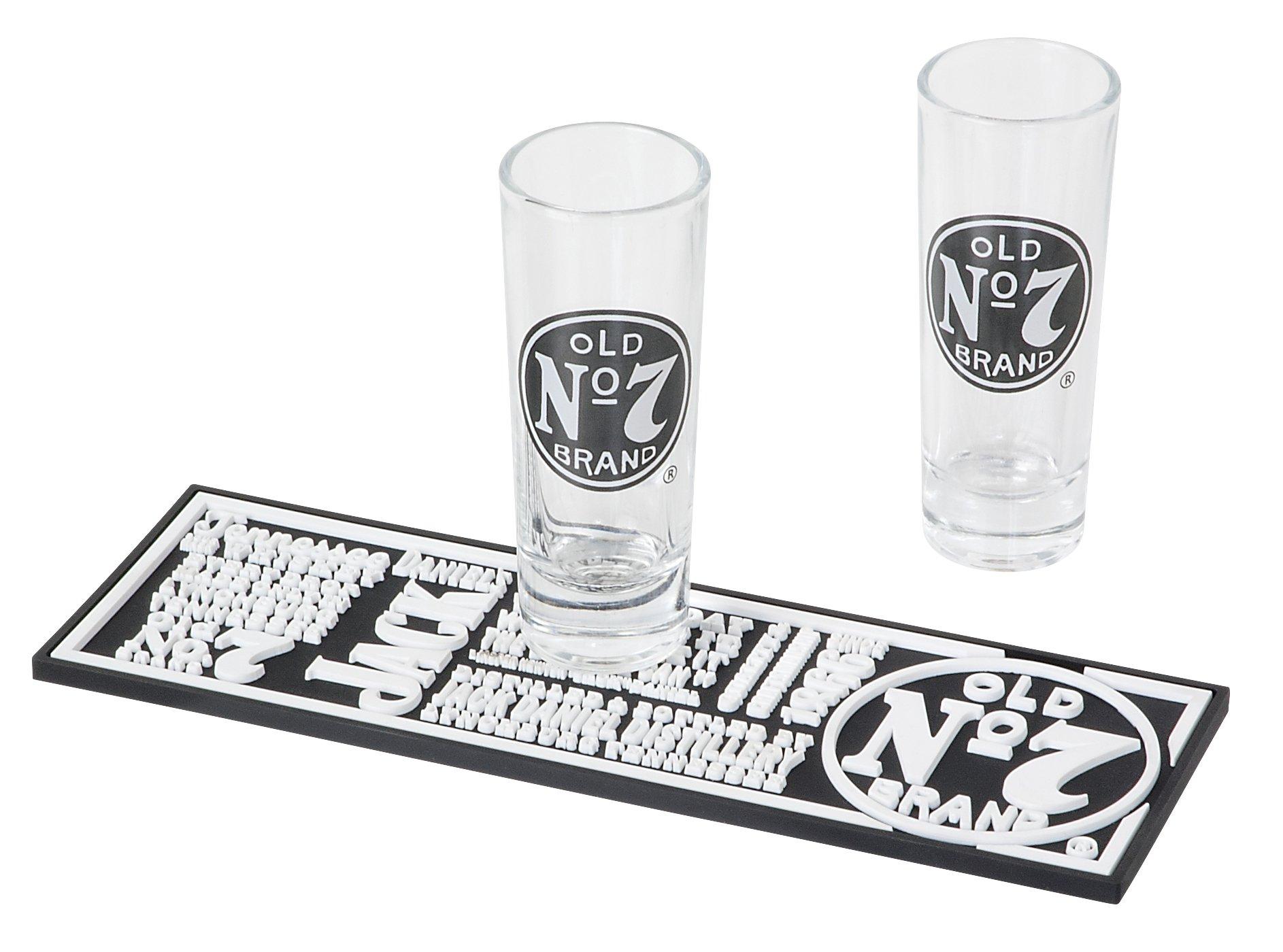 Jack Daniel's Old No.7 Shooter Set