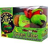 Pillow Pets Mini Dream Lites Teenage Mutant Ninja Turtles Night Light - Raphael