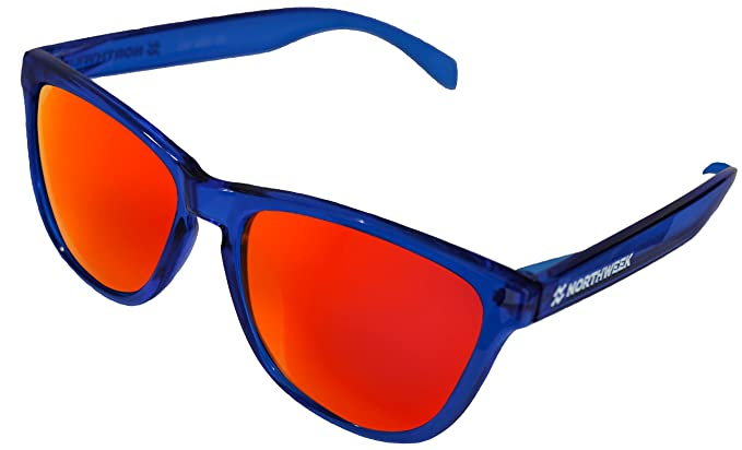 Gafas de sol Northweek ALL Bright Blue | lente roja polarizada