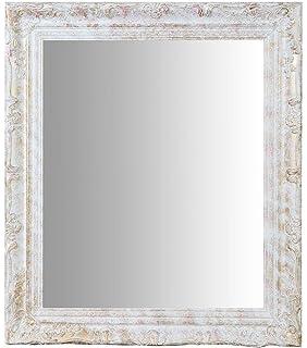 Innova Editions, Firenze - specchio, cornice in pietra bianca, 76 x ...
