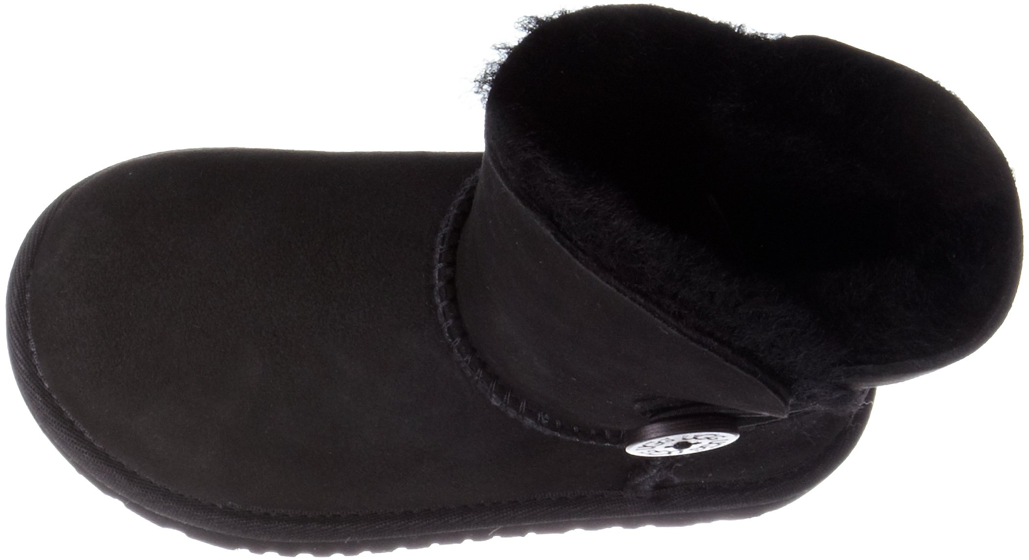 UGG Bailey Button Boot Kids, Black, 6 M US by UGG (Image #7)