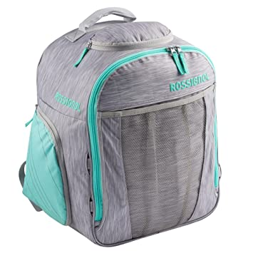 Rossignol Electra Boot   Helmet Pack Ski Boot Bag 2019 - Grey-Green ... 15714cf1f99e1