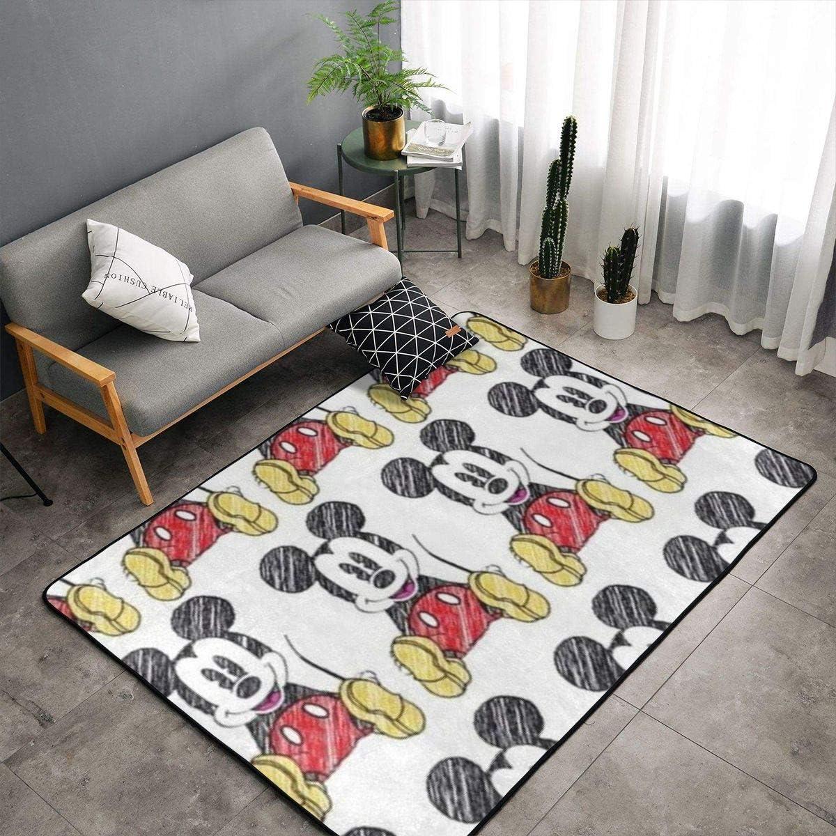 gaoyou Movie Mandalorian Carpet Non-Slip Area Rugs Bedroom Camping Soft Carpets Kids Room Area Rug Nursery Home Decor Carpet 60 X 39 Inches