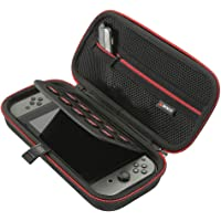 Nintendo Switch Carrying Case by RLSOCO-with 10 Game Card Slots, Fit for Nintendo Switch Console, Joy-Cons and Other…