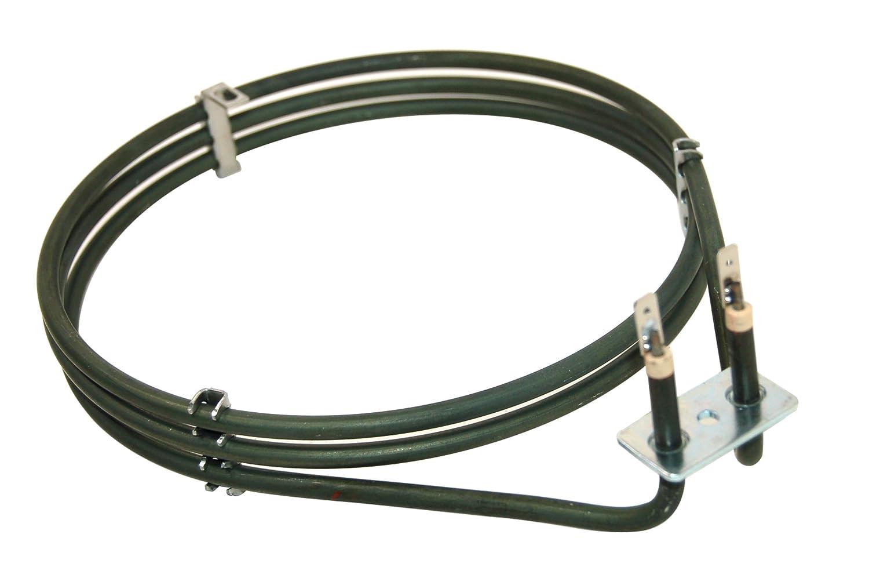 AEG Electrolux Ikea John Lewis Tricity Bendix Zanussi Oven Fan Oven Heater Element. Genuine Part Number 3970123018