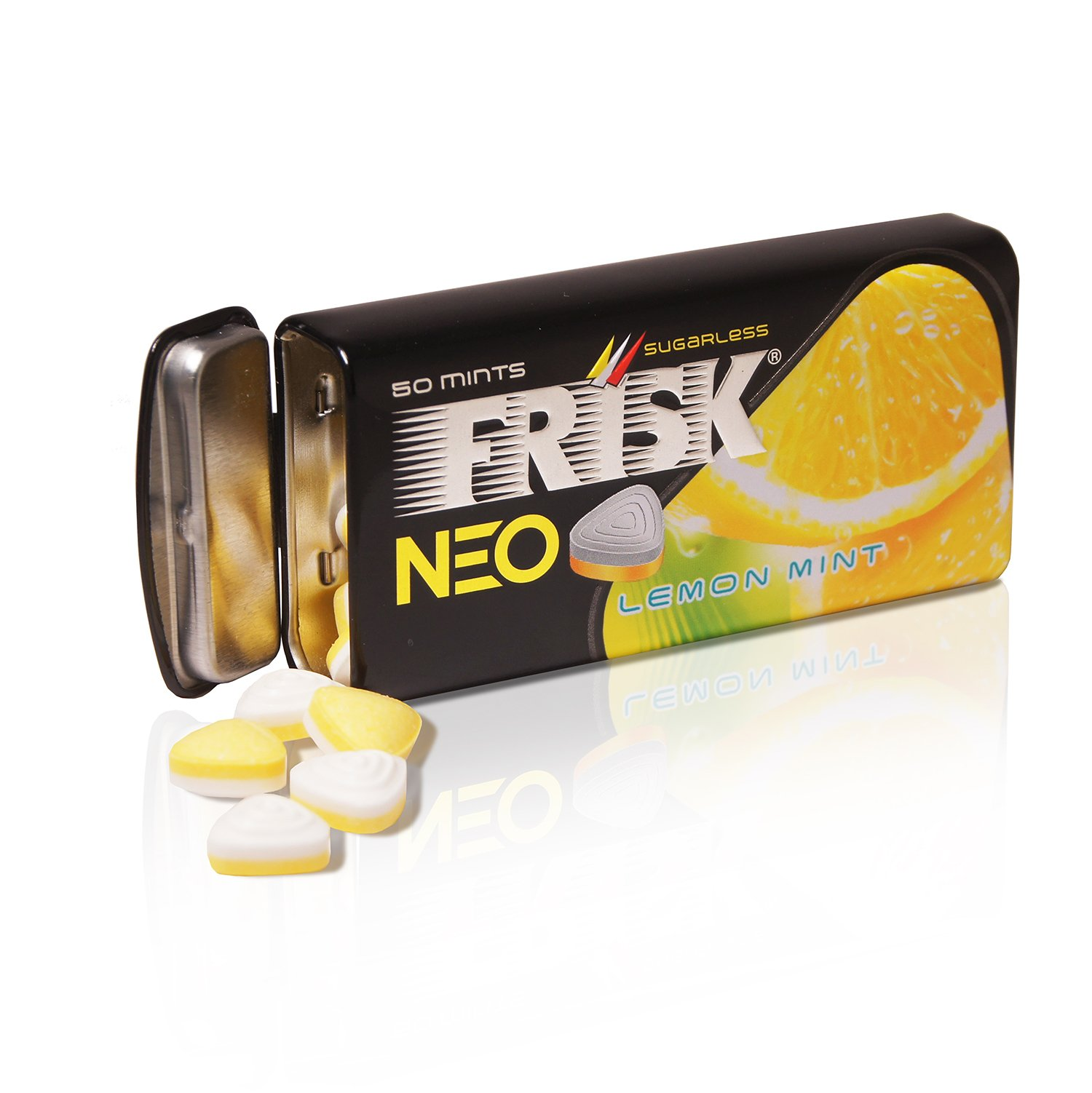 Kracie Foods Frisk NEO lemon mint 35gX9 pieces