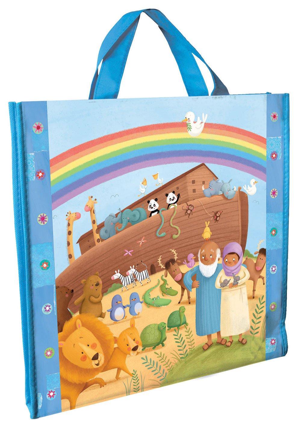 Bible Stories in Fabric Bag PDF