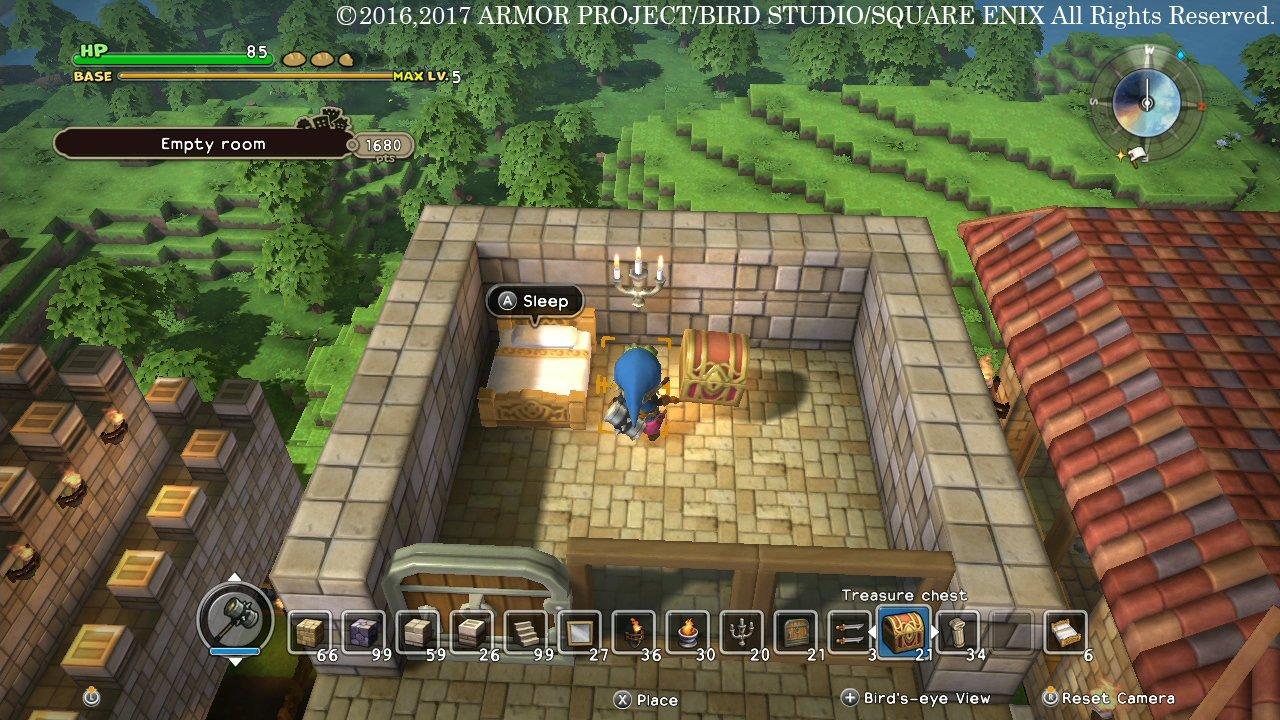 Dragon Quest Builders (Nintendo Switch): Amazon co uk: PC