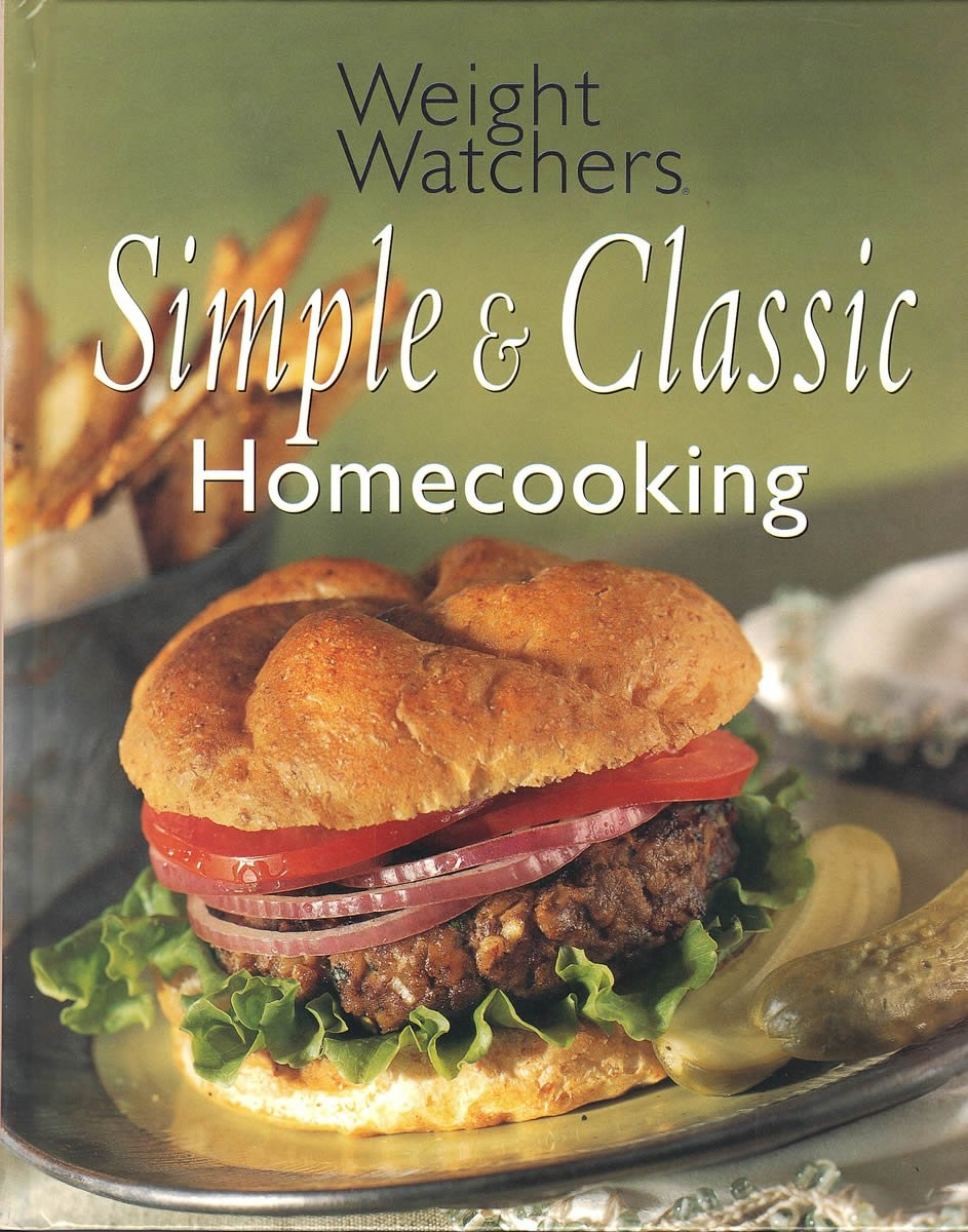 Download Weight Watchers Simple and Classic Homecooking pdf epub