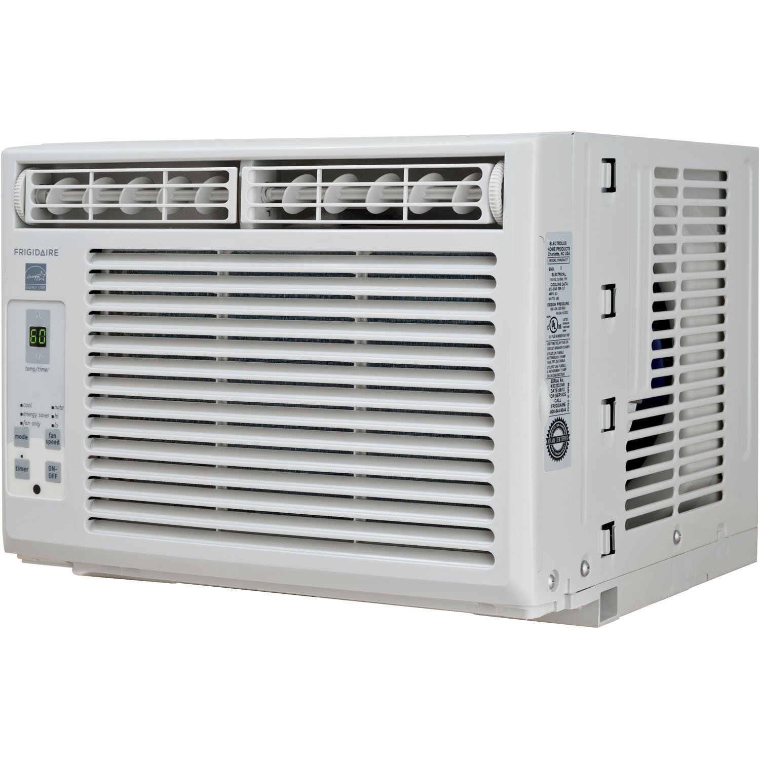 compact window air conditioner tall window amazoncom frigidaire ffre0533q1 5000 btu 115v windowmounted minicompact air conditioner with fullfunction remote control home kitchen mini