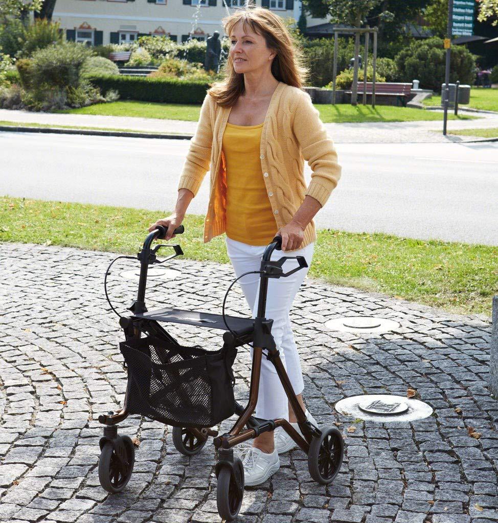 Extra leichter Rollator Dietz Taima M: Amazon.es: Salud y cuidado ...