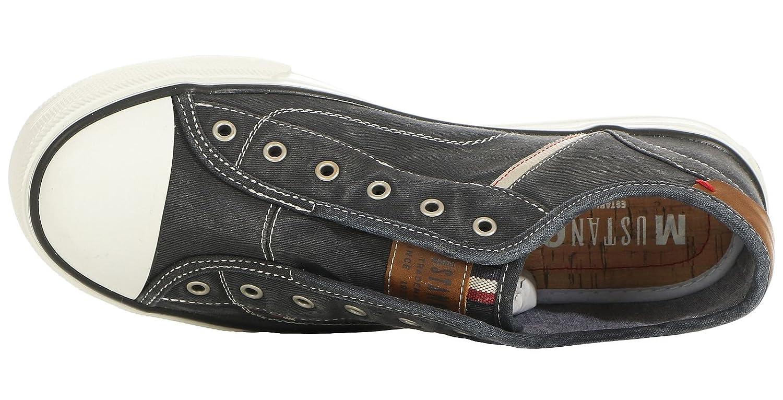 Mustang 1160-512 Baskets Mode Femme, Schuhgröße_1:42 EU;Farbe:Beige