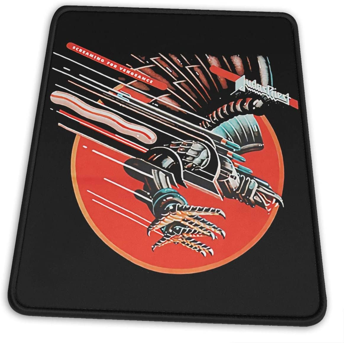 Amazon Com Judas Priest Screaming For Vengeance Mouse Pad