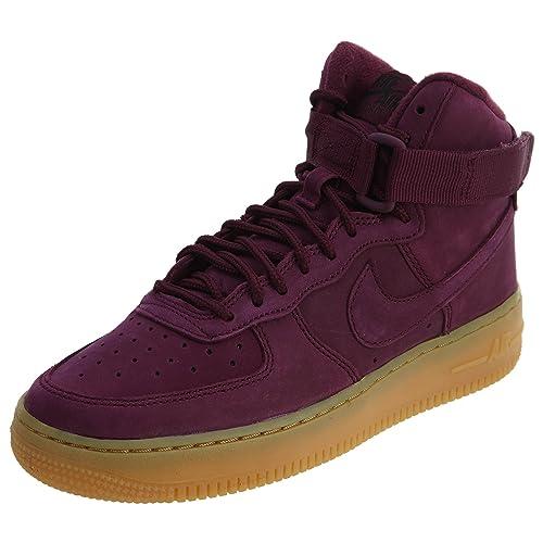 Nike Air Force 1 High Bordeaux GS