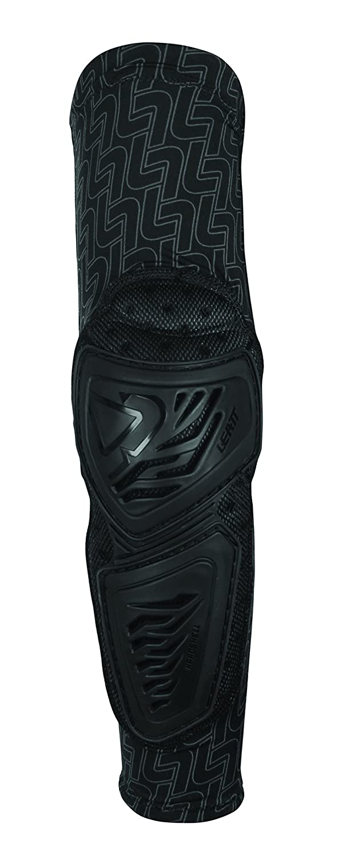 Leatt Contour Elbow Guard Black, Small//Medium