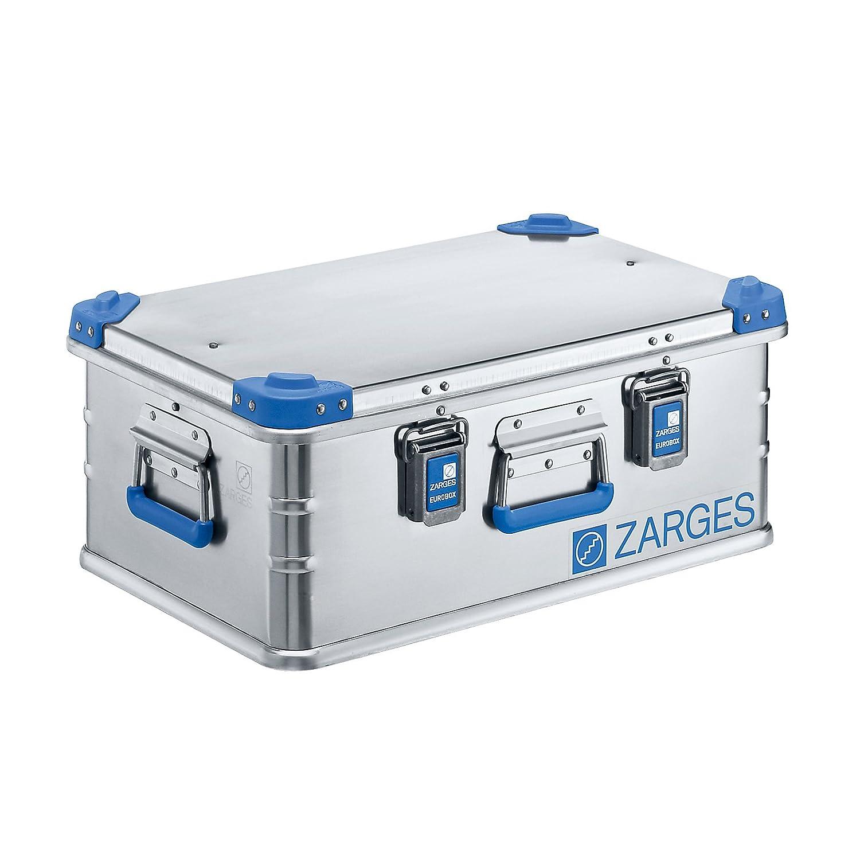 Zarges Eurobox - Cajas - 42 Liter Gris/Blanco 2018: Amazon.es: Deportes y aire libre