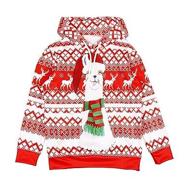 Amazon.com: Baby - Blusa con capucha para niños de 2 a 7 ...