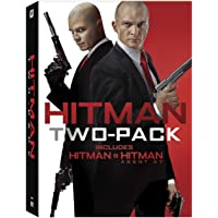 Hitman 2 Movies Collection: Hitman + Hitman: Agent 47 (2-Disc)
