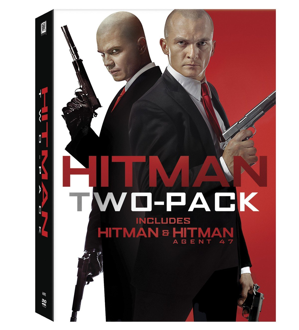 Hitman 2 Movies Collection Hitman Hitman Agent 47 2 Disc