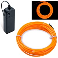 COVVY Cable LED Tira de Luces de Neon