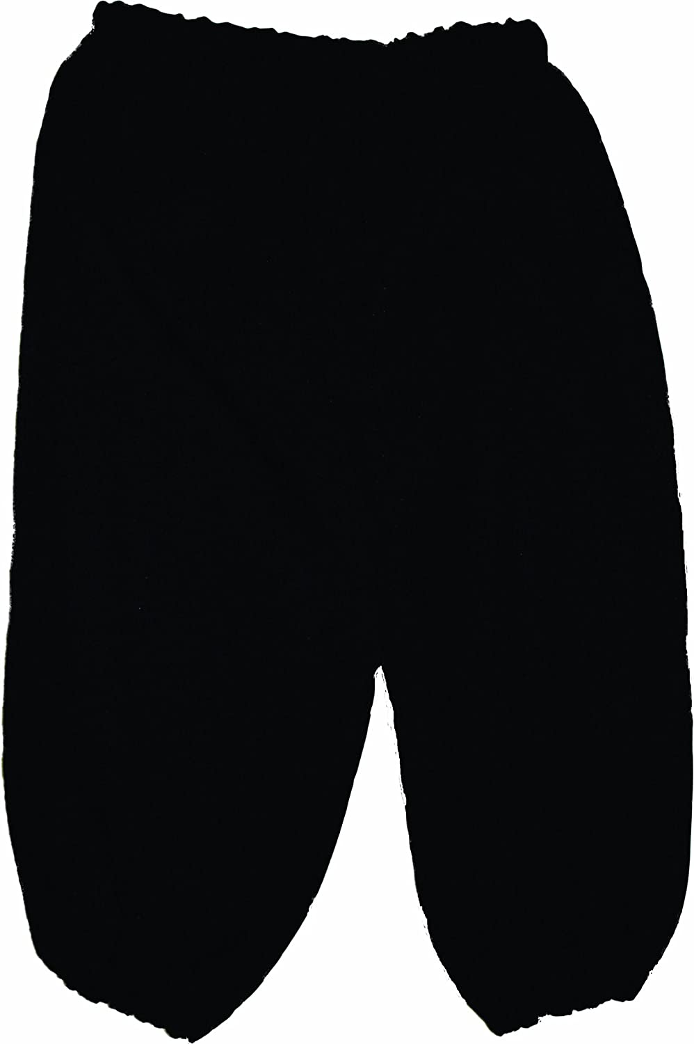 Deluxe Adult Costumes - Men's black pirate knickers, pirate breeches, pirate pants, pirate trousers by Alexanders Costumes