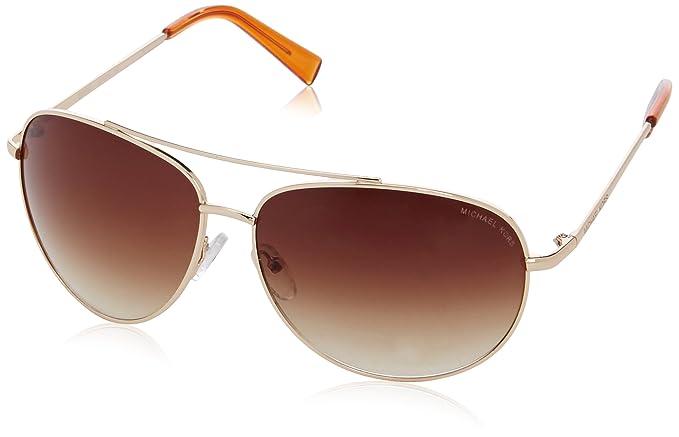 bd7509953e Michael Kors M3403S Aviator Sunglasses