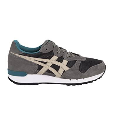 Onitsuka Tiger Unisex Alvarado Black / Latte (4.5 Men's US / 6 Women's ...