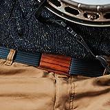 Men's Web Belt GRIP6 38in Khaki Belt Strap