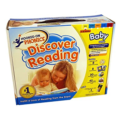 Hooked on Phonics: Discover Reading - Baby Edition: Toys & Games