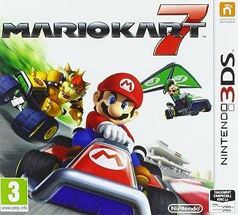 Mario Kart 7 Nintendo 3ds Amazonfr Jeux Vidéo
