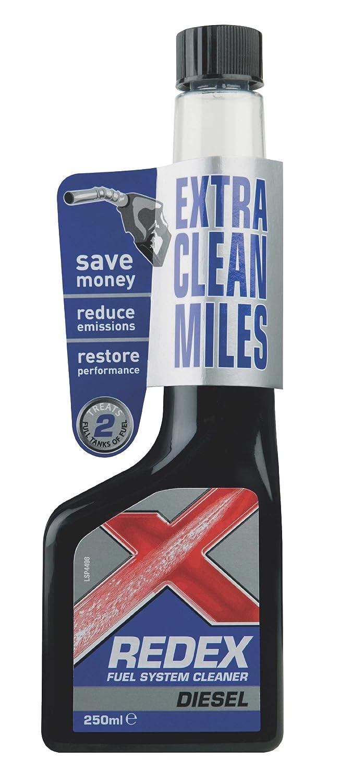 Redex Diesel Treatment 250ml Reduce Exhaust Emissions & Engine Noise