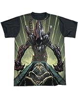 Alien - - Collecte d'oeufs de T-shirt pour hommes