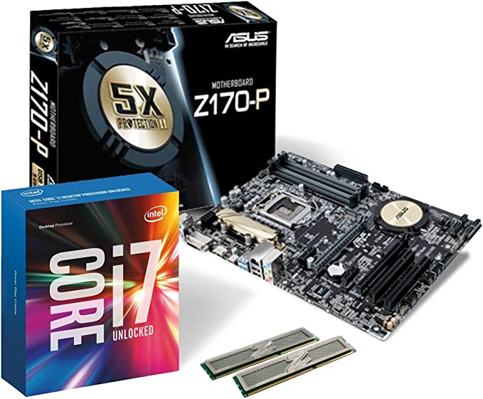 Memory Aufrüst Kit Intel Core I7 6700k 6 Generation Computer Zubehör