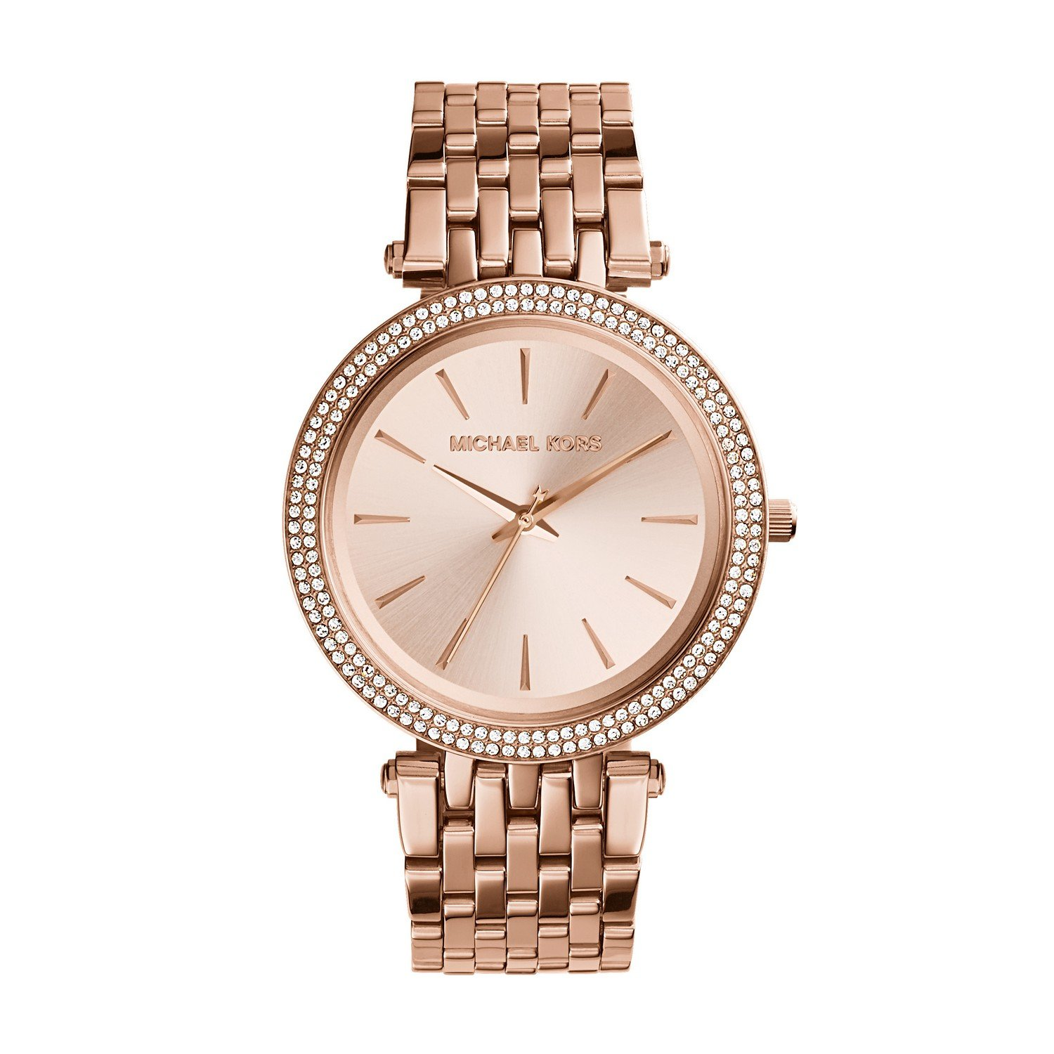 b8686190f99d0 Amazon.com  Michael Kors Women s Darci Rose Gold-Tone Watch MK3192  Michael  Kors  Watches