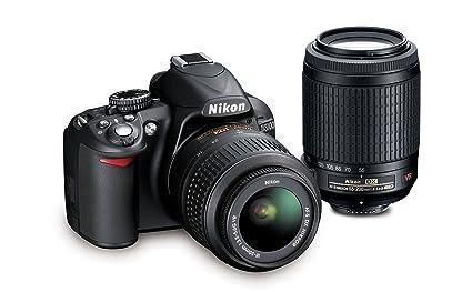 Nikon 3100 Juego de cámara SLR 14.2MP CMOS 4608 x 3072Pixeles ...