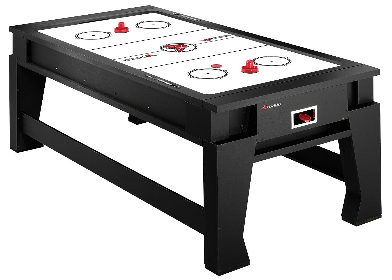Amazoncom Atomic In Flip Table Sports Outdoors - Harvard pool table air hockey combo