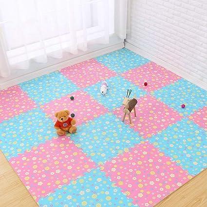 Amazon.es: Las alfombras de área Colchonetas de espuma de colores ...