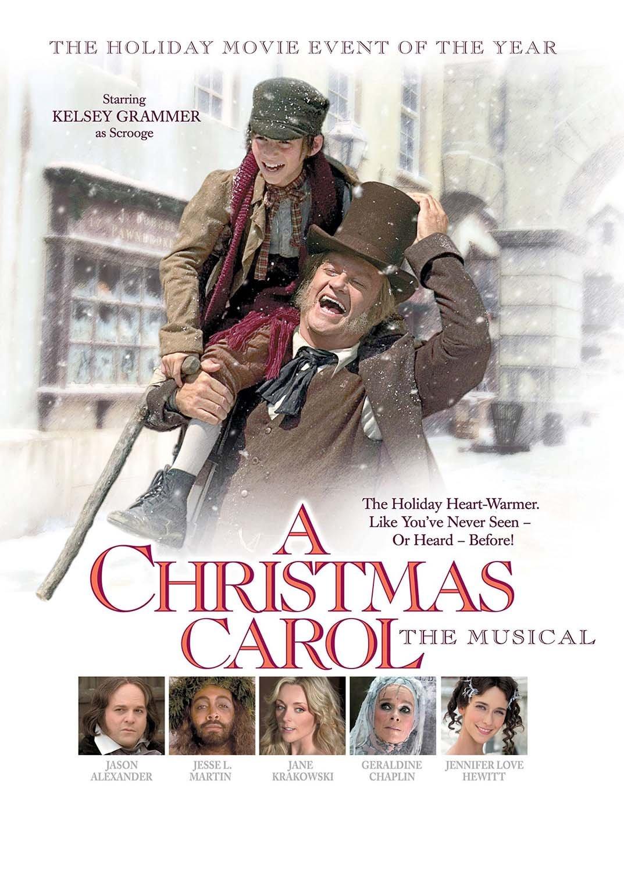 Amazon.com: Christmas Carol [DVD] [Import]: Kelsey Grammer, Jesse L ...