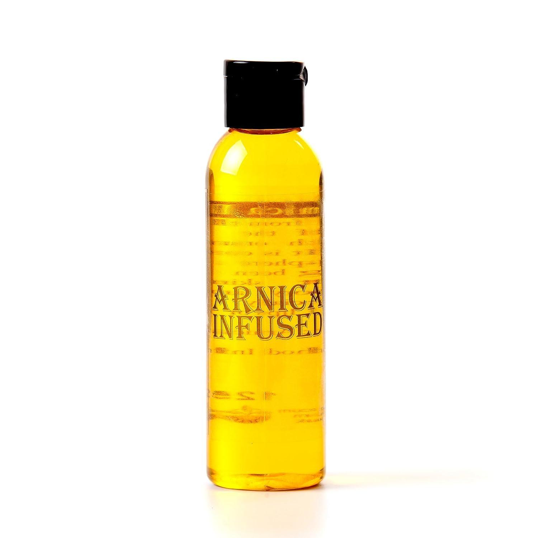 Arnica Infused Oil - 250ml - Arnica montana Mystic Moments HEARNIINFU250