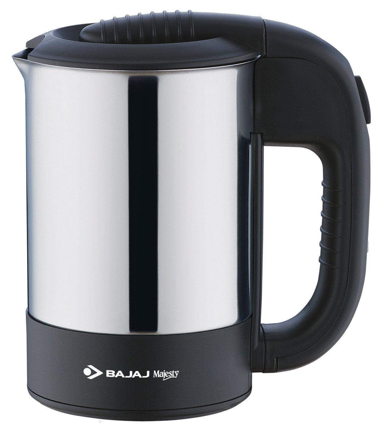 Bajaj Majesty KTX 2 0.5-Litre Travel Kettle