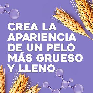 OGX Champú sin Sulfatos ni Parabenos para el Crecimiento del Cabello, Biotina y Colágeno, 385 ml