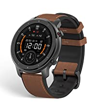 Amazfit GTR 47mm Smartwatch with All-Day Heart Rate and Activity Tracking,24 Days Battery Life (Aluminum Alloy)