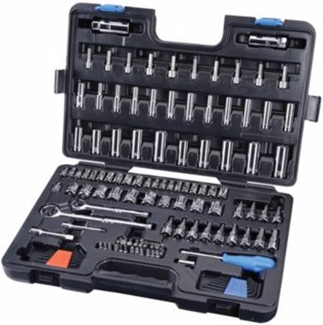 128-piece Socket and Tool Set