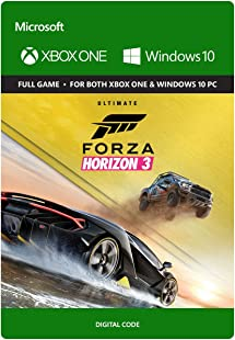 Forza Horizon 3 Ultimate Edition - Xbox One/Windows 10 Digital Code