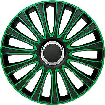 """AutoStyle LEMANS – 13 """"Rueda de color verde), ..."""