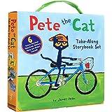 (进口原版)Pete the Cat Take-Along 6 Book Box Set: 《皮特猫六本故事合集》