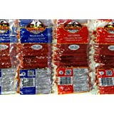 Wally Parr Pepperoni, 175g Package (Hot)
