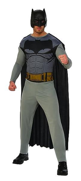DC Comics - Disfraz de Batman para hombre, Talla M adulto ...