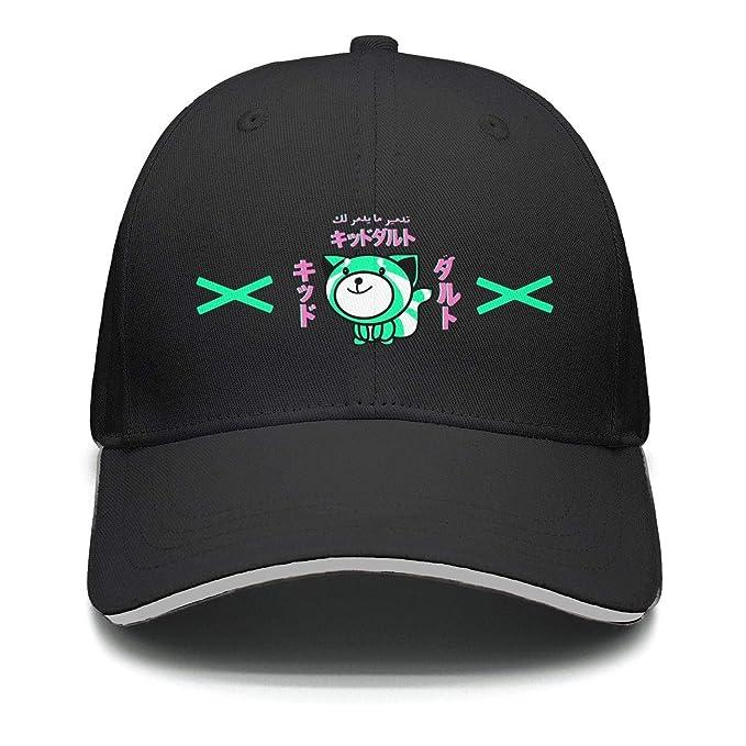 28937d8d81476 Amazon.com  The Weeknd Cartoon XO Unisex Black Snapback Hat for Mens ...
